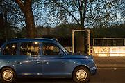 Security entrance St. James's Park, London, 8 November 2017