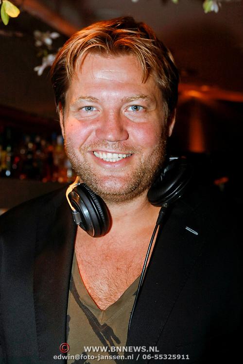 NLD/Amsterdam/20110920 - Presentatie Boss Orange Watch, Dennis van der Geest