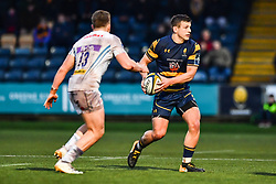 Ryan Mills of Worcester Warriors in action - Mandatory by-line: Craig Thomas/JMP - 27/01/2018 - RUGBY - Sixways Stadium - Worcester, England - Worcester Warriors v Exeter Chiefs - Anglo Welsh Cup