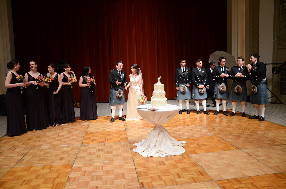 The Bridal Party, Mundelein Center, Loyola University Chicago