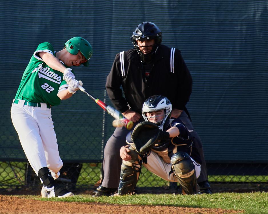 New Jersey High School Varsity Baseball<br /> www.judyjustinphotography.com