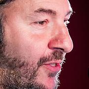 NLD/Amsterdam/20171019 - Prijsuitreiking en mini concert David Guetta, Dennis Ruyer