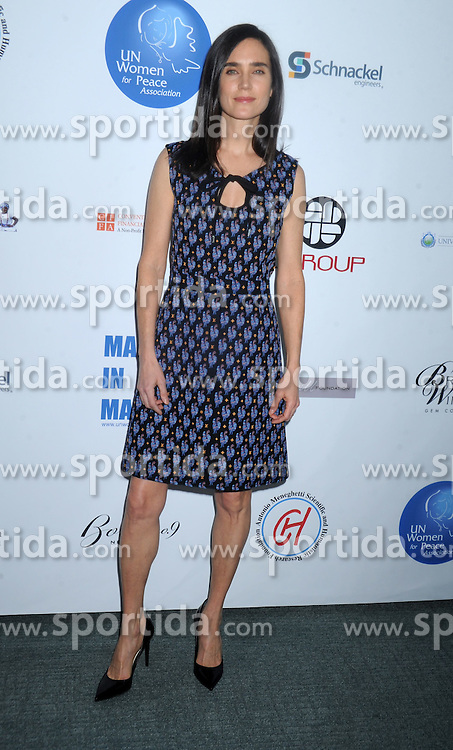 Jennifer Connelly attend the UN Women For Peace Association International Women's Day Celebration at UN Delegates Dining Room and Terrace on March 6, 2015 in New York City. EXPA Pictures &copy; 2015, PhotoCredit: EXPA/ Photoshot/ Dennis Van Tine<br /> <br /> *****ATTENTION - for AUT, SLO, CRO, SRB, BIH, MAZ only*****