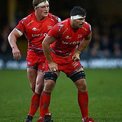 Jono Ross (c) of Sale Sharks during the Gallagher Premiership match between Bath Rugby and Sale Sharks at the The Recreation Ground Bath England.2nd December 2018,(Photo by Steve Haag Sports)