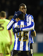 Sheffield Wednesday v Huddersfield Town 211115