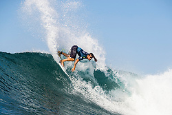 BALI, INDONESIA - MAY 19: Deivid Silva of Brazil is eliminated from the 2019 Corona Bali Protected with an equal 17th finish after placing second in Heat 4 of Round 3 at Keramas on May 19, 2019 in Bali, Indonesia. (Photo by Matt Dunbar/WSL via Getty Images)