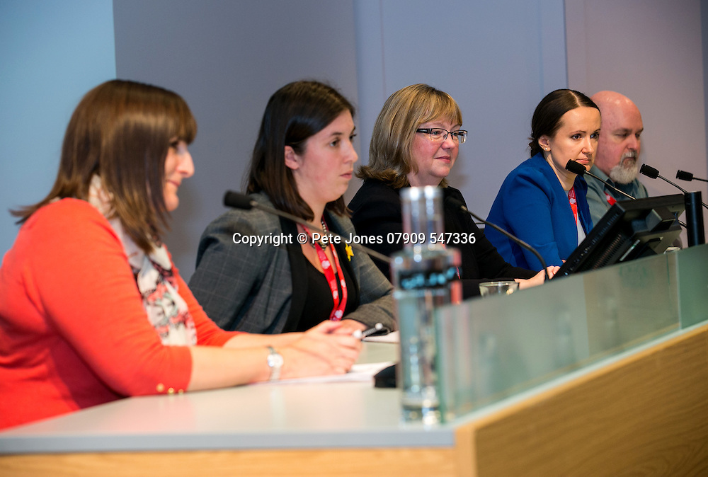 Marie Curie Palliative Care;<br /> Panel Discussion of guest speakers;<br /> Round the Clock Conference 2016;<br /> Royal Soc of Medicine, Wimpole St, London;<br /> 19th October 2016.<br /> <br /> &copy; Pete Jones<br /> pete@pjproductions.co.uk