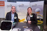 UTRECHT -  Golf Verzekering.  , A tribe called Golf, de kracht van de connectie. Nationaal Golf Congres van de NVG 2014 , Nederlandse Vereniging Golfbranche. COPYRIGHT KOEN SUYK