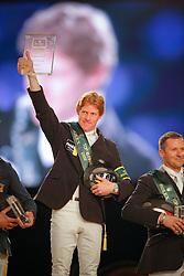 Ehning Marcus (GER) <br /> Rolex IJRC Top 10 Final - Paris 2009<br /> Photo © Dirk Caremans