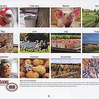 Hobby Farms 2012 calendar
