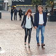 NLD/Amsterdam/20150518 - IMAX-première van X-Men: Apocalypse, Kees van der Spek en Evelien Bosch