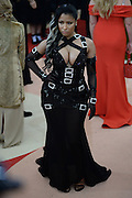 May 3, 2016 - New York City, NY, USA - <br /> <br /> Nicki Minaj arriving at the ''Manus x Machina: Fashion in the Age of Technology'', The Costume Institute of The Metropolitan Museum of Art Gala 2016<br /> ©Exclusivepix Media