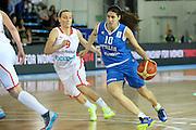 DESCRIZIONE : Orchies 27 giugno 2013 Eurobasket 2013 femminile<br /> Italia Nazionale Femminile Rep Ceca<br /> GIOCATORE : maddalena gaia gorini<br /> CATEGORIA : <br /> SQUADRA : Italia Nazionale Femminile <br /> EVENTO : Eurobasket 2013<br /> Italia Nazionale Femminile Rep Ceca<br /> GARA : Italia Nazionale Femminile Rep Ceca<br /> DATA : 27/06/2013<br /> SPORT : Pallacanestro <br /> AUTORE : Agenzia Ciamillo-Castoria/ElioCastoria<br /> Galleria : Eurobasket 2013<br /> Fotonotizia : Orchies 27 giugno 2013 Eurobasket 2013 femminile<br /> Italia Nazionale Femminile Rep Ceca<br /> Predefinita :