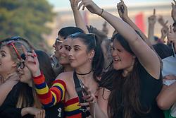 Alex Turner, had singer of Arctic Monkeys headline the main stage on Sunday 1st July at TRNSMT 2018.