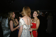 AUDREY RAIMBAULT, ALESSANDRA FRANZI AND HOFIT GOLAN, The Red Cross London Ball, The Room by the River: 99 Upper Ground, Waterloo, London, SE1. 21 November 2007. -DO NOT ARCHIVE-© Copyright Photograph by Dafydd Jones. 248 Clapham Rd. London SW9 0PZ. Tel 0207 820 0771. www.dafjones.com.