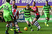 Exeter City v Forest Green Rovers 310118