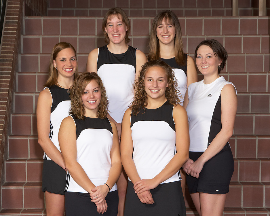 2005 Women's Tennis<br /> Mid-Continent Conference<br /> Regular Season &amp; Tournament Champion