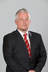 CARDIFF, WALES - Wednesday, July 1, 2015: Mike Murphy. (Pic by David Rawcliffe/Propaganda)