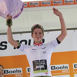 01-09-2017: Wielrennen: Boels Ladies Tour: Weert: Karlijn Swinkels