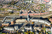 Nederland, Provincie, Plaats, 28-10-2014;<br /> <br /> QQQ<br /> luchtfoto (toeslag op standard tarieven);<br /> aerial photo (additional fee required);<br /> copyright foto/photo Siebe Swart