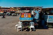 Marrakech juice stand