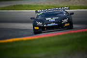 June 25 - 27, 2015: Lamborghini Super Trofeo Round 2-3, Watkins Glen NY. #3 Ross Chouest, Musante-Courtney Racing, Lamborghini of Miami Lamborghini Huracan 620-2