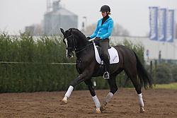 Van Looveren Annelies, (BEL)<br /> Reportage training Annelies Van Looveren 2012<br /> © Dirk Caremans