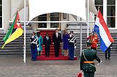 Officieel bezoek president Mozambique