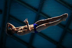 William Hallam from City of Leeds Diving Club competes in the Mens 3m Springboard - Mandatory byline: Rogan Thomson/JMP - 11/06/2016 - DIVING - Ponds Forge - Sheffield, England - British Diving Championships 2016 Day 2.