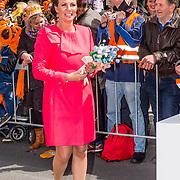 NLD/Tilburg/20170427- Koningsdag 2017, Anita van Eijk
