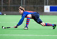 BILTHOVEN - hoofdklasse competitie heren SCHC-Pinoke.(1-4).   Friso Liezenberg (SCHC) . COPYRIGHT KOEN SUYK