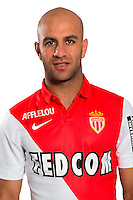 Aymen ABDENNOUR - 29.08.2014 - Photo officielle Monaco - Ligue 1 2014/2015<br /> Photo : Stephane Senaux / AS Monaco / Icon Sport