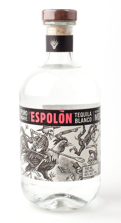 Esplon blanco -- Image originally appeared in the Tequila Matchmaker: http://tequilamatchmaker.com