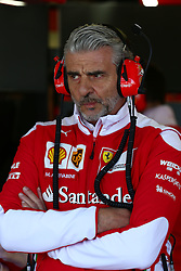 Maurizio Arrivabene (ITA) Ferrari Team Principal.<br /> 29.10.2016. Formula 1 World Championship, Rd 19, Mexican Grand Prix, Mexico City, Mexico, Qualifying Day.<br /> Copyright: Batchelor / XPB Images / action press