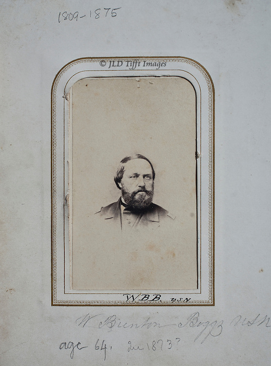 Head shot photograph, ca. 1873.