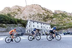 11.06.2017, Lienz, AUT, Dolomitenradrundfahrt, SuperGiroDolomiti 2017, im Bild Am Plöckenpass. EXPA Pictures © 2017, PhotoCredit: EXPA/ Johann Groder