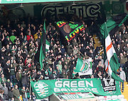 Celtic fans - Celtic v Dundee,  at Celtic Park in the Clydesdale Bank Scottish Premier League.. - © David Young - www.davidyoungphoto.co.uk - email: davidyoungphoto@gmail.com
