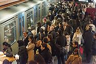 Portugal. Lisbon. Lisbon subway / metro de Lisbonne