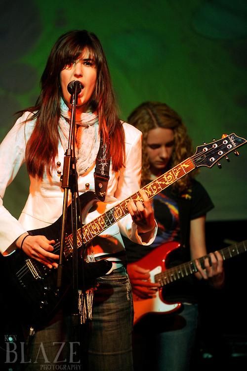 School of Rock - BEATLES.May 3, 2009, Agora Ballroom.Photo by Ken Blaze.