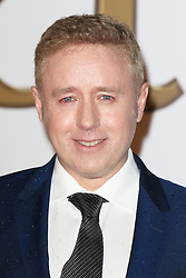 © Licensed to London News Pictures. 14/01/2015, UK. Mark Millar, Kingsman: The Secret Service - World Film Premiere, Leicester Square, London UK, 14 January 2015, Photo credit : Richard Goldschmidt/Piqtured/LNP