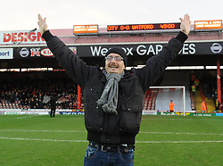 Blackthorn competition - Photo mandatory by-line: Dougie Allward/JMP - Tel: Mobile: 07966 386802 04/01/2014 - SPORT - FOOTBALL - Ashton Gate - Bristol - Bristol City v Watford - FA Cup - Third Round