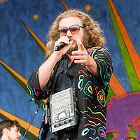 My Morning Jacket, New Orleans Jazz & Heritage Festival 2016