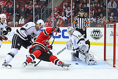 November 15, 2013: Los Angeles Kings at New Jersey Devils