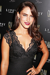 © Licensed to London News Pictures. 29/08/2013. LONDON.Jessica Lowndes, Lipsy Glam - Fragrance Launch, The Cumberland Hotel, London UK, 29 August 2013. Photo credit : Brett D. Cove/Piqtured/LNP