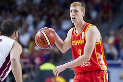 September 17, 2018 - Madrid, Spain - Alberto Diaz of Spain during the FIBA Basketball World Cup Qualifier match Spain against Latvia at Wizink Center in Madrid, Spain. September 17, 2018. (Credit Image: © Coolmedia/NurPhoto/ZUMA Press)