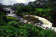 Boiling Pots, Hilo, Island of Hawaii<br />