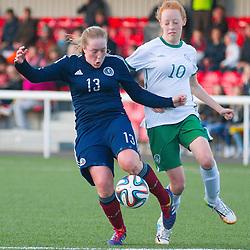 Scotland v RoI Under 17s | Challenge match | 16 April 2014