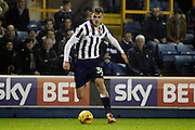 Millwall forward Harry Smith (30) dribbling during the EFL Sky Bet League 1 match between Millwall and Bristol Rovers at The Den, London, England on 12 November 2016. Photo by Matthew Redman.