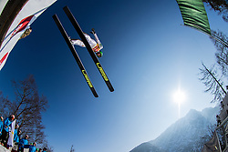 Peter Prevc (SLO) during the Ski Flying Hill Individual Competition at Day 4 of FIS Ski Jumping World Cup Final 2016, on March 20, 2016 in Planica, Slovenia. Photo by Grega Valancic / Sportida