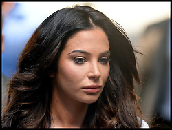 Image ©Licensed to i-Images Picture Agency. 14/07/2014. London, United Kingdom. Tulisa Contostavlos appears at Southwark Crown Court. Picture by Andrew Parsons / i-Images